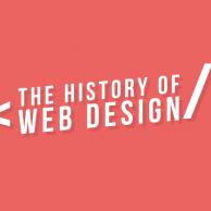 web design history